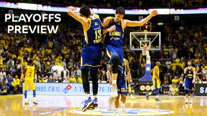 Playoffs Preview: Khimki Moscow Region