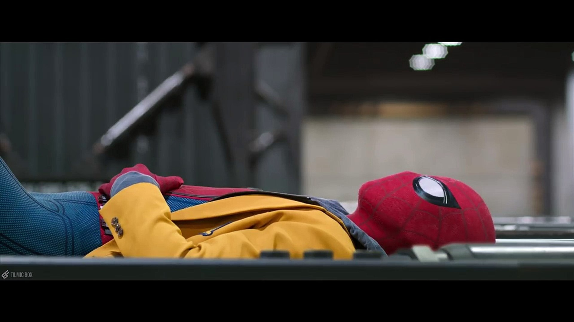 Image result for spider-man homecoming warehouse