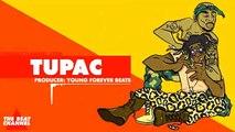 TUPAC Dark Trap Beat Instrumental 2017 | Hard 808 Mafia Rap HipHop Freestyle Trap Type Beat | TBC