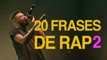 20 Frases De Rap De Los Raperos Más Exitosos 3 Vídeo