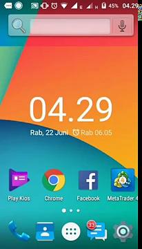 Cara trading di metatrader4 android | TUTORIAL