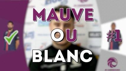 Mauve ou Blanc #1 (ft. Valentin Tarico)