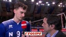 Patry «C'était une revanche» - Volley - Ligue A (H)