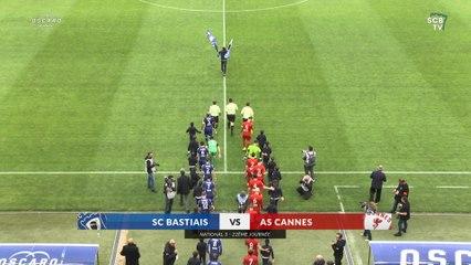 f6f7a1a27680 Bastia - Cannes   Buts et résumé du match