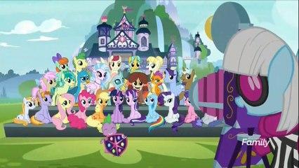 My Little Pony Season 8 Episode 5 Grannies Gone Wild HD