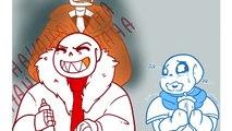Underfell Comic Dubs - Undertale AU Comic Dubs (Comic Dubs Undertale)