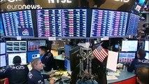 Nuevo batacazo bursátil en Wall Street