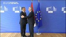 """Hungría denuncia un """"ataque político"""" desde Bruselas"""