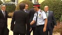 Ferran reemplaza a Trapero a la cabeza de los Mossos
