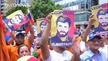 Venezuela cumple cien días de protestas contra el Gobierno de Maduro