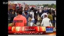 Al menos 140 muertos por la explosión de un camión cisterna en Pakistán