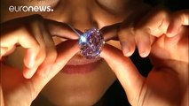"""La """"Estrella Rosa"""" se convierte en el diamante más caro del mundo"""