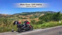 Moto Guzzi 1 200 Stelvio, libre en Toscane!