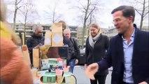 Holanda: Rutta, por delante de Wilders en los sondeos