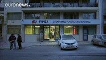 """Syriza imputa el ataque a su sede en Atenas a un trabajo de """"matones"""", sin motivaciones políticas"""