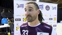 Benjamin Massot Pellet, ailier droit Istres Provence Handball