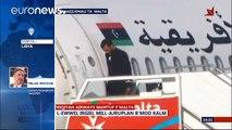 """""""Hubo un agujero en el aeropuerto libio"""", reconoce a Euronews el ministro de Transportes"""