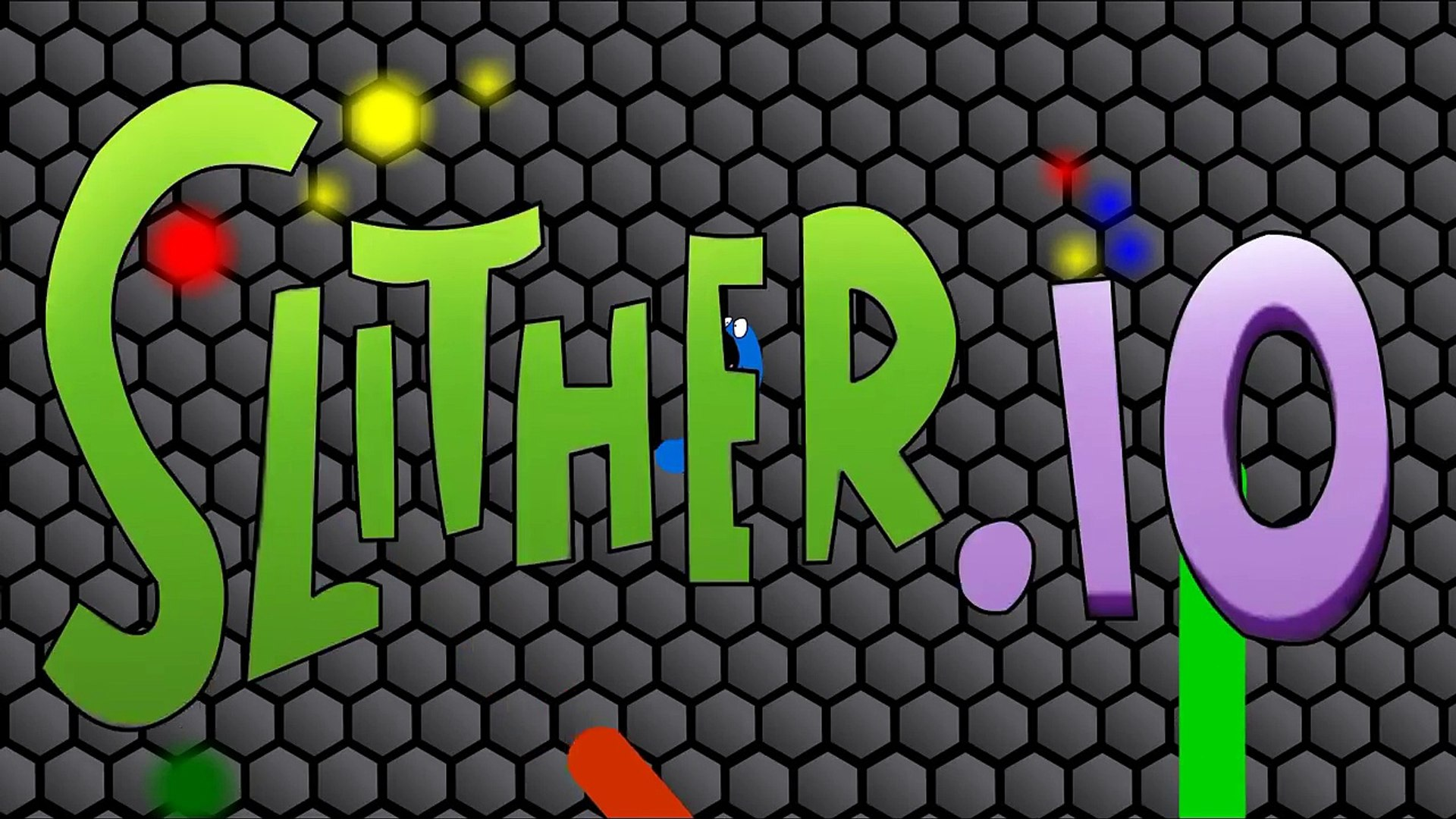 SLITHER-IO CARTOON 【Animation Parody】 【Animation Parody】