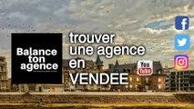 Votre agence en immobilier dans la région de Vendée dans le Pays de la Loire et les villes et commune  comme La Roche sur Yon, Les Sables d'Olonne et Fontenay le Comte,  pour trouver votre logement à vendre ou à louer comme une maison, villa, appartement