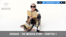 The Medusa Story for Versace Chapter 1 As Told By Christy Turlington | FashionTV | FTV