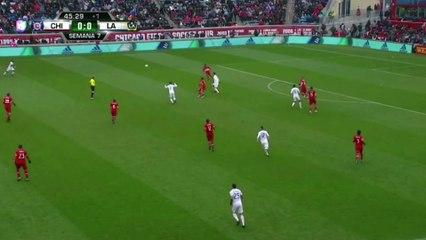 Le but de Zlatan Ibrahimovic contre Chicago Fire !