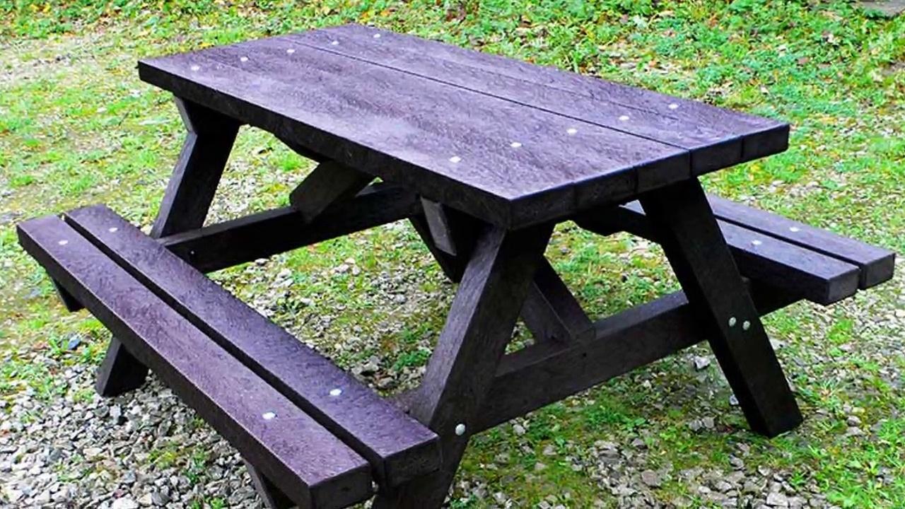 Modern Plastic Picnic Tables Furniture