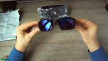 Zuan Mei Очки от солнца Солнцезащитные очки Очки для водителя Очки для велосипедиста Очки для спорта Очки для занятия спортом Очки с поляризацией Glasses with polarisation Glasses for Driver Посылка из Китая Посылка с Aliexpress