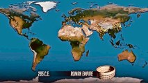 Incredible - How World Population Has Grown In Last 2,000 Years (1 C.E. - 2050 C.E.)