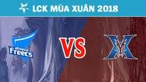 Highlights: AFS vs KZ | Afreeca Freecs vs KING-ZONE DragonX | LCK Mùa Xuân 2018