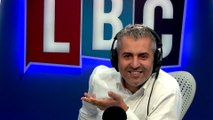 Maajid Nawaz Left Exhausted By This Difficult Caller