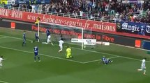 All Goals & highlights - Troyes 2-3 Marseille - 15.04.2018 ᴴᴰ