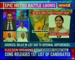 Battleground Karnataka: Congress releases 1st list of candidates