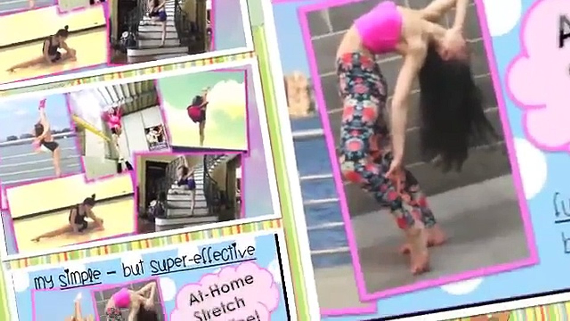 MY DAILY STRETCHING ROUTINE: How To Stretch To Become REALLY Flexible!