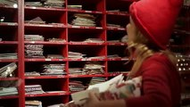 Renne di Babbo Natale in Lapponia Finlandia - Rovaniemi video per bambini