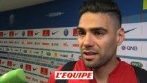 Falcao «Bravo Paris !» - Foot - L1 - Monaco