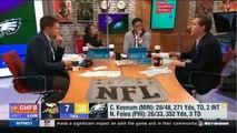 Eagles def. Vikings, Supper Bowl LII: Eagles vs Patriots Who wins?