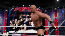 El Pedigree Más Loko de la WWE - WWE 2K15 GOLD RUSH - Stone Cold Vs Zlatan Ibrahimović ¿WHAT?