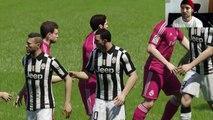 Juventus vs Real Madrid Por La Champions League - ¿Quien Ganará? - FIFA 15
