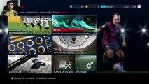 PES 2015 - myClub - Ultimate Team de PES 2015