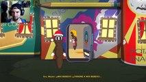 South Park: La Vara de la Verdad - Modo Historia - Gameplay PC - Español - Parte 14