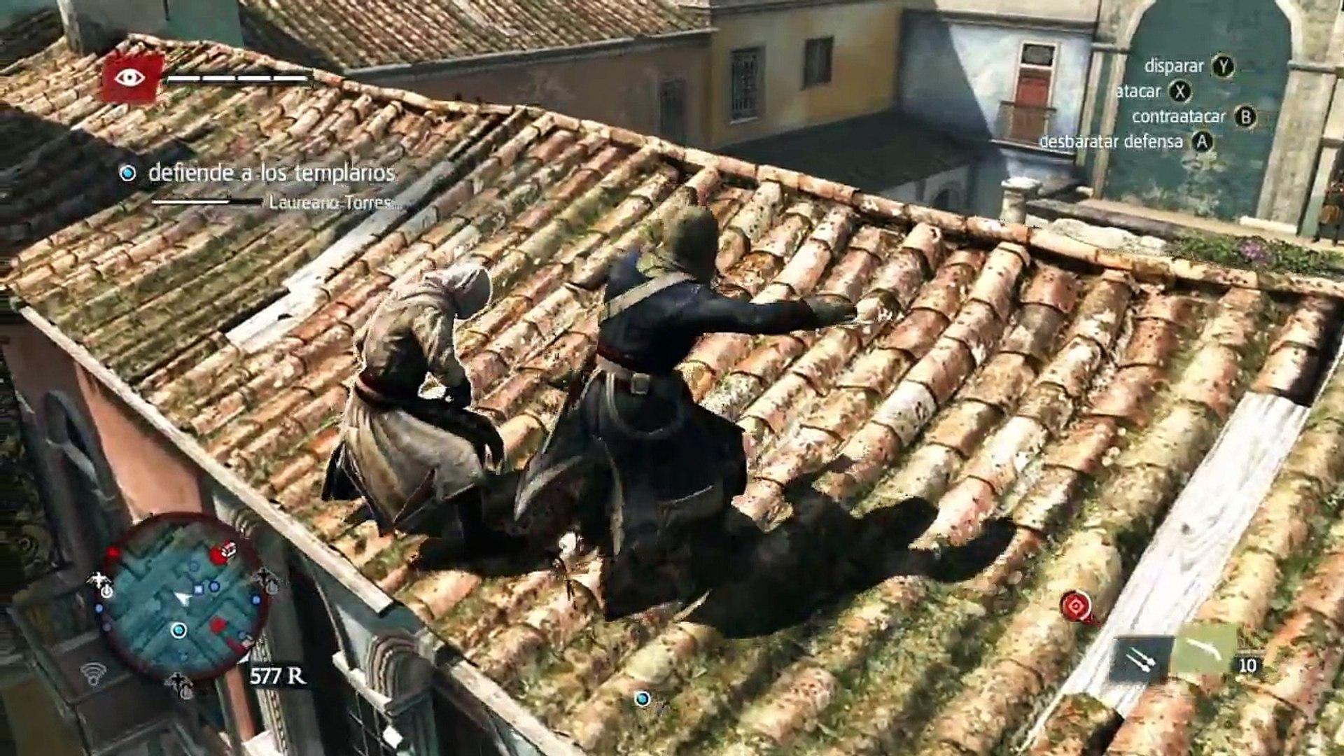 Assassins Creed IV Black Flag en Español - Pc Gameplay Parte 4