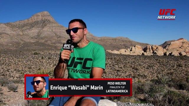Enrique Marin habla de su entrenador Kelvin Gastelum