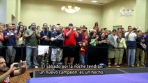UFC 185: Highlights Entrenamientos Abiertos