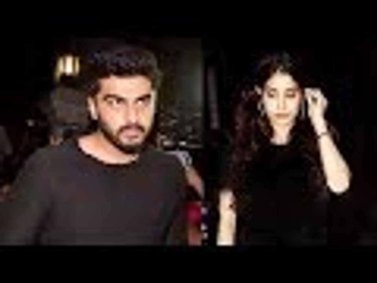 Arjun Kapoor Lashes Out At Website For Making Inappropriate Comment On Janhvi Kapoor's Dress