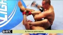 Reporte UFC: Cerrone busca pleito con Pettis