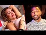 Khloe Kardashian And Tristan Thompson Welcome Daughter Days After Cheating Scandal | Hollywood Buzz