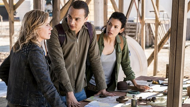 FEAR THE WALKING DEAD 2018 S4.E2 [Another Day in the Diamond]