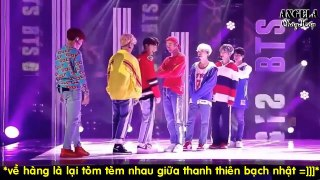 BTS funny moments 27 Lay co to chuc Phan 1