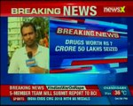 Mumbai Police seized three gallans of MD drugs worth rupees 7 crore 50 lakhs; 2 arrested from Belapur