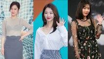 [Showbiz Korea] The midi skirts styles of celebrities